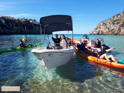 MenorcAventura Cala'n Porter