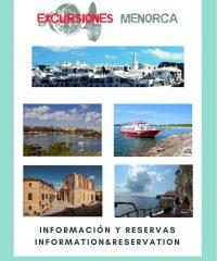 Excursiones Menorca